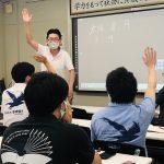 【教師が生徒役!?】